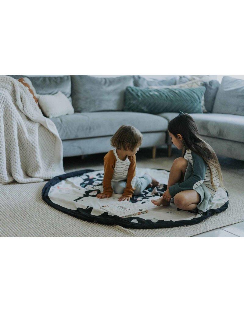 Play & Go Play & Go Opbergzak - Worldmap