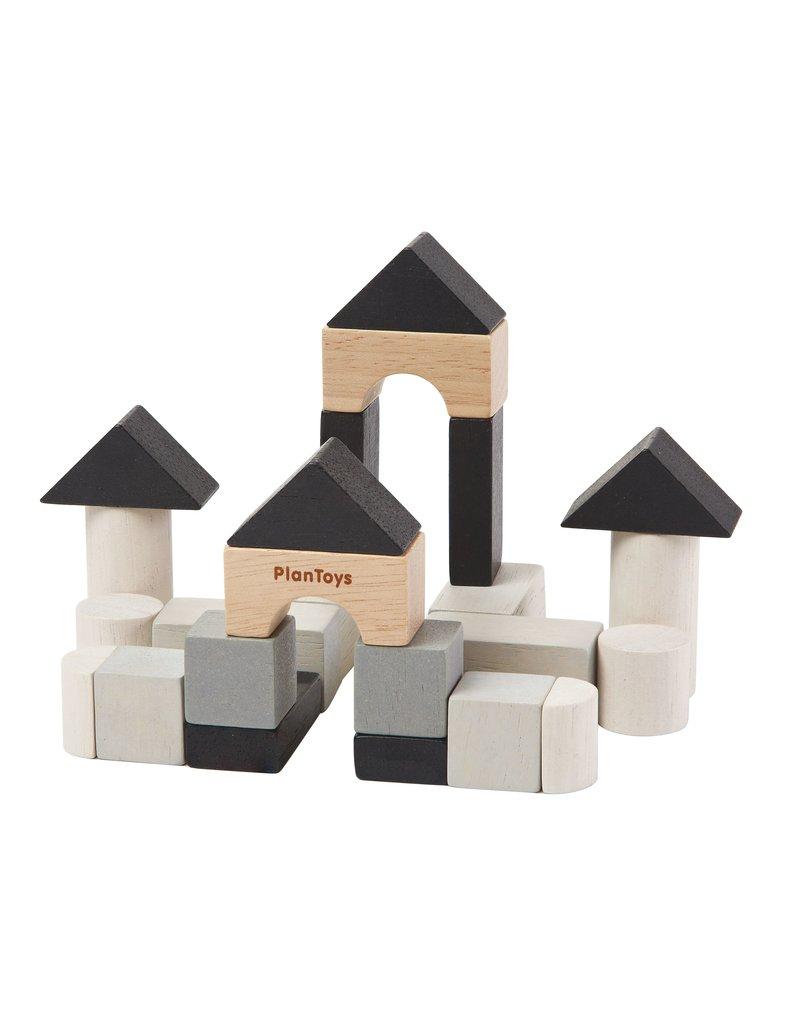 PlanToys Mini Spelletje Blokken - PlanToys