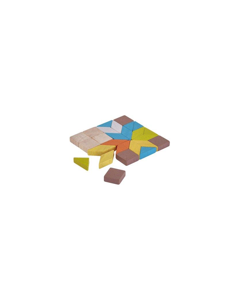 PlanToys Mini Spelletje Mozaïek - PlanToys