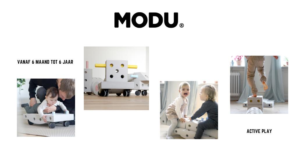MODU bouwblokken