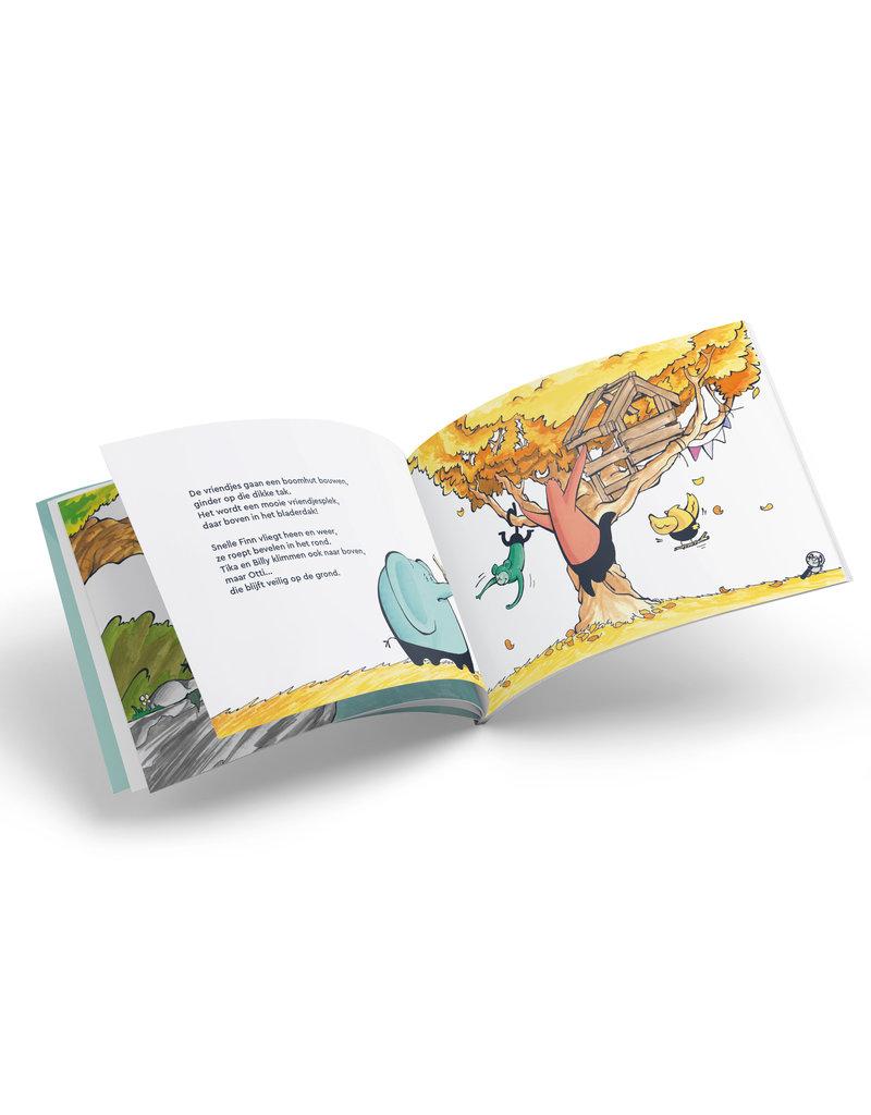 Yumi Yay Yumi Yay Voorleesboekje - Otti