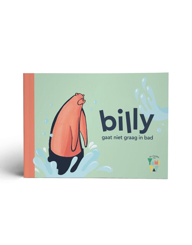 Yumi Yay Yumi Yay Voorleesboekje - Billy