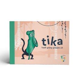 Yumi Yay Yumi Yay Voorleesboekje - Tika