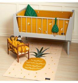 Roommate Vloertapijt Ananas - Roommate