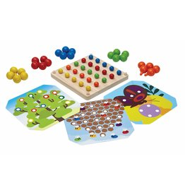 PlanToys Creatief Prikspel - PlanToys