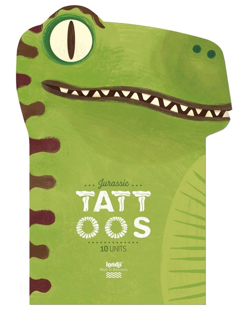Londji Tattoo set Dino's - Londji
