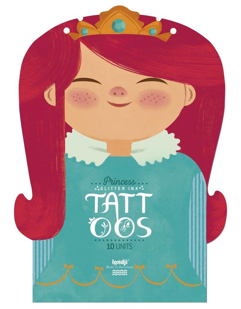 Londji Tattoo set Prinsessen - Londji