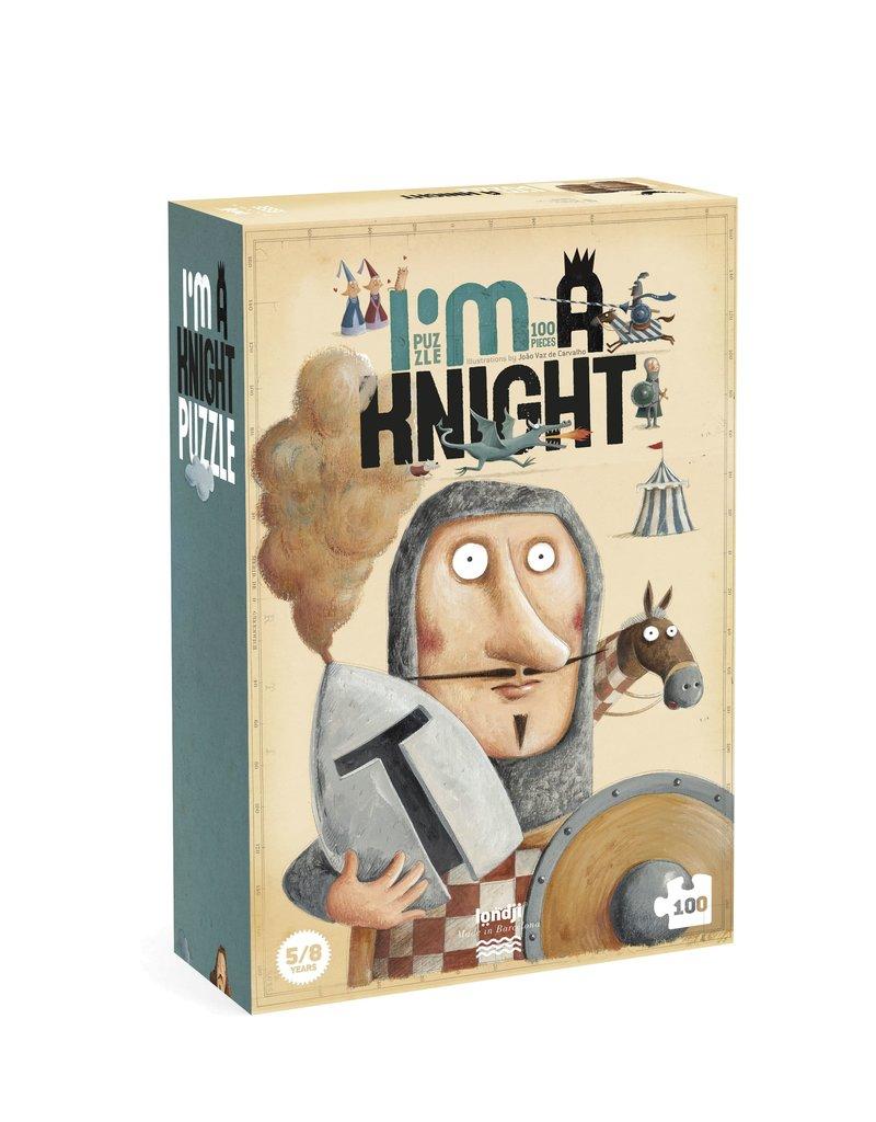 Londji Puzzel I Am A Knight - Londji
