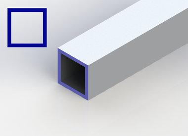 Aluminium koker vierkant