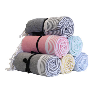 Take A Towel 24 xTake A Towel Hamamdoek + koker set TAT3