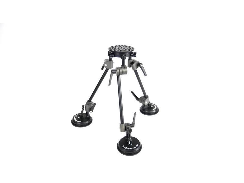 ProCam Motion 3-Punkt System, Traglast bis 15,8kg
