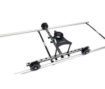 ProCam Motion Riser kit including 100mm hemisphere