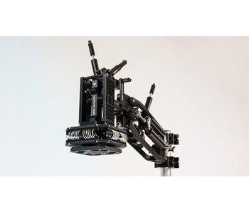 Flowcine Black Arm (Komplett) 3-Achsen-Dämpfungssystem für Gimbals