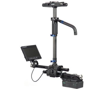 Steadicam Zephyr HD, Sled, AB-Mount ...