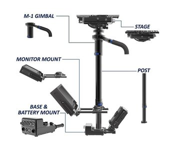 Steadicam M-1 Volt System von Tiffen - Preisanfrage / call for price