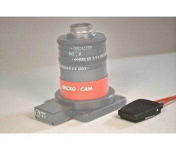 Gecko-Cam Remote f. Drehteller TD-3 u. High Speed