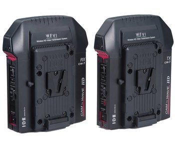 IDX CW-7 Unkomprimiertes Wireless HD-SDI Typ System ...