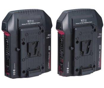 IDX CW-7 Unkomprimiertes Wireless HD-SDI Typ System ...