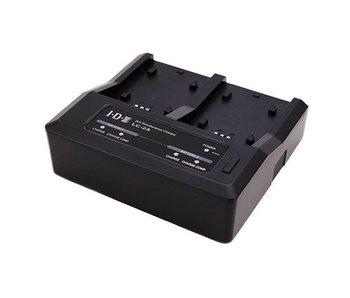 IDX LC-2A - LC-2A 2-fach Ladegerät - 7,4 V