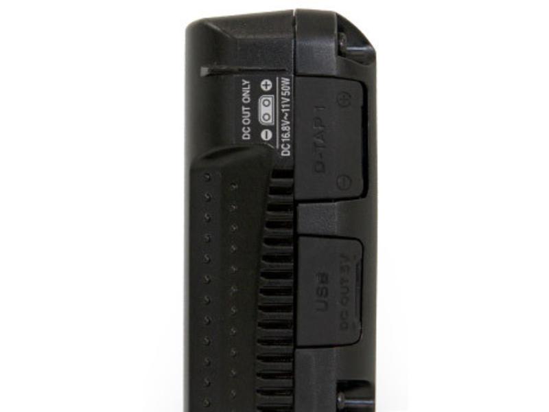 IDX DUO-C190, 185Wh V-Mount Li-Ion Akku, mit 1x D-Tap & 1 x USB Anschluss