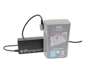 IDX VL-DT 1 - kompaktes D-Tap Advanced Ladegerät