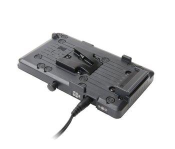 IDX VL-PVC1-DC - einkanaliges tragbares Ladegerät