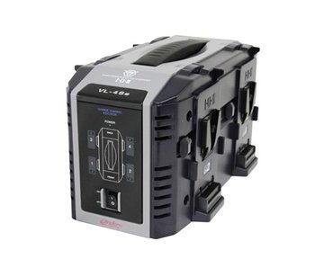 IDX VL-4Se - charger for up to four ENDURA lithium-ion batteries