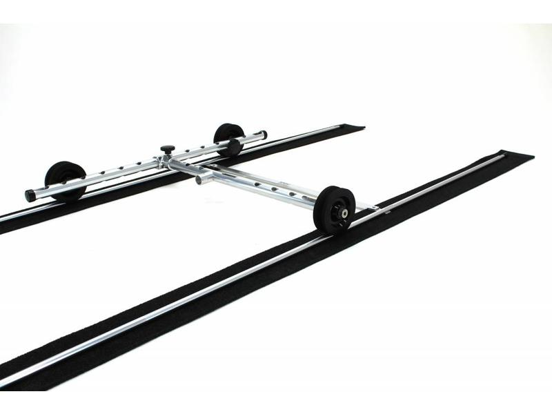 Microdolly Hollywood Dolly Basic Schienen, 4 Meter, #1401