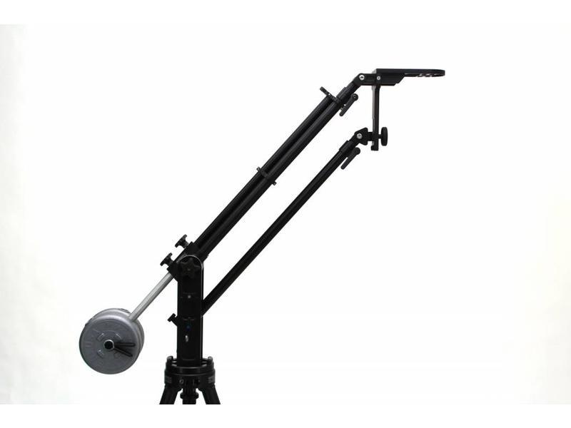 Microdolly Hollywood JIB Basic Kit, #1405 - Hubhöhe 2m Standard Ausführung