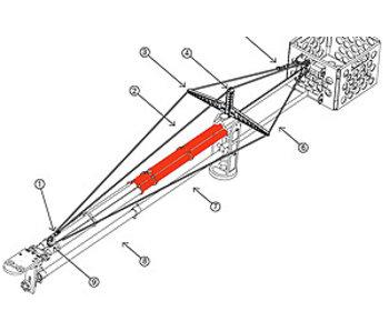 Microdolly Hollywood Jib extension kit - 30 inch, #1427