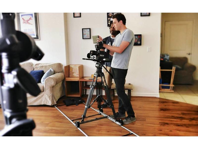 ProCam Motion Dolly Kit, Länge 3 Meter, Schienen, 7,3kg Eigengewicht