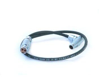 Steadicam 24V Power Cable for ARRI 24V (250-0093)