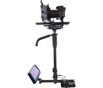 Steadicam Aero Sled / 7inch 3G Monitor - V-Lock (AHDVLNN)