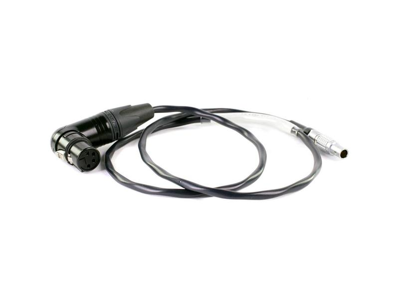 Steadicam 12V Camera Power Cable for Clipper 312/324 (078-7351-01)