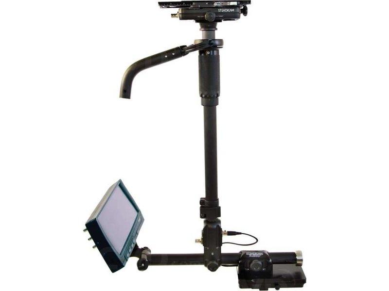 Steadicam A-HDABNN Aero Sled with 7inch 3G-HD/SD/HDMI Monitor