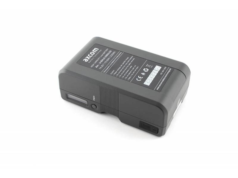 Axcom U-SVLO-230U - mit USB & LED