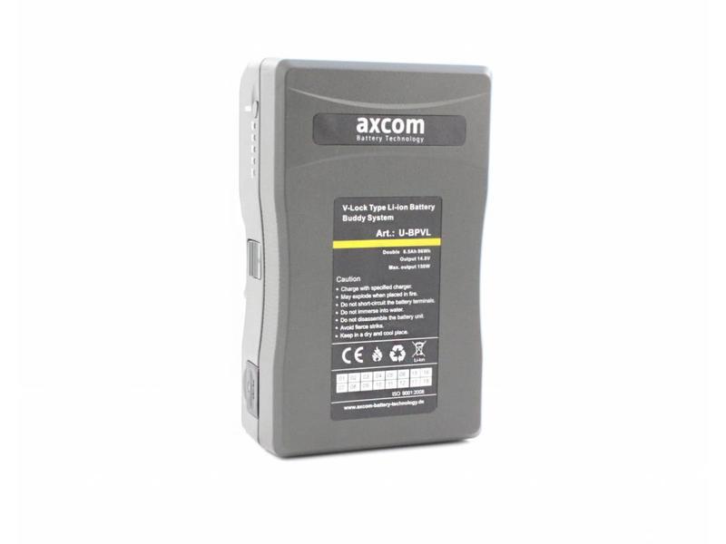 Axcom U-BPVL - 14,8V/13Ah/ 96Wh+96Wh