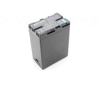 Axcom U-BPU 75-DU  für Sony PMW EX 1 / EX-1R / EX-3