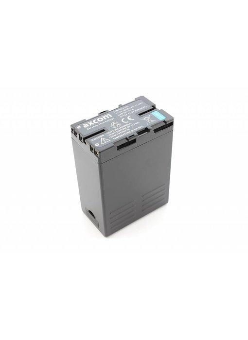 Axcom U-BPU 75-UD  für Sony PMW EX 1 / EX-1R / EX-3