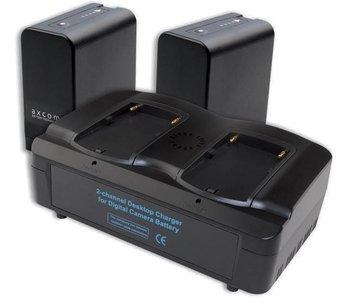 Axcom BP-U60 BUNDLE -