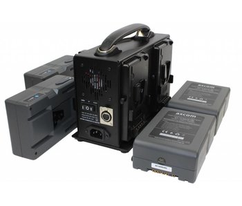 Axcom V-MOUNT BUNDLE 11 -- SM-CPVM-4  + 4x U-SVLO-150