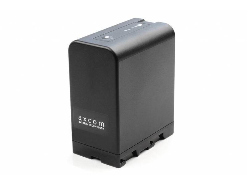 Axcom U-BP-U 60-66  ( 2 Stück ) - Li-Ionen Akku für Sony