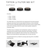 Tiffen Filters 3x Filter ND/POLARIZER Kit for DJI MAVIC AIR
