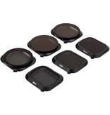 Tiffen Filters 6x Filter ND & ND/POLARIZER Kit for DJI MAVIC 2 PRO