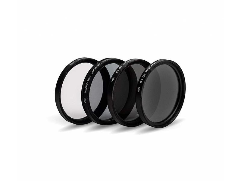 Tiffen Filters Aperture 4 Filter Kit for DJI Inspire 2 X7, X5S, X5 & X3