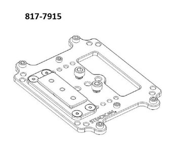Steadicam Volt Control Box & MDR Mounting Plate, #817-7915