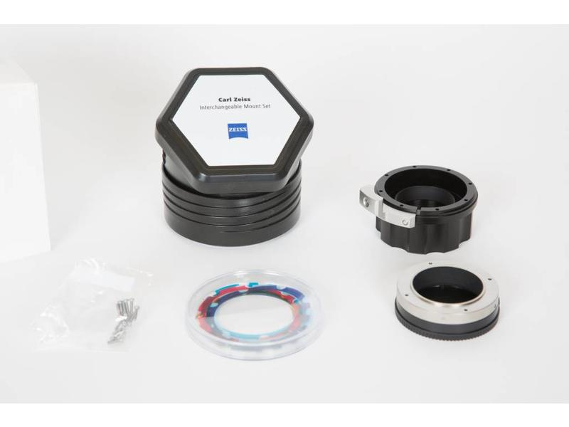 Zeiss IMS Set E # 1907-610 (2.9/15, 1.5/35/50/85, 2.1/50/85)
