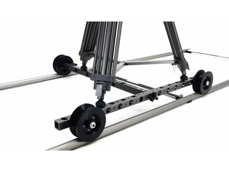 ProCam Motion  1Meter Straight Track Kit, 3 ft,