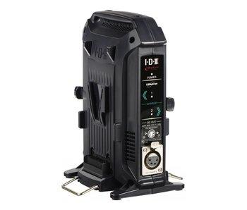 IDX VL-2X 2-way charger for V-mount batteries
