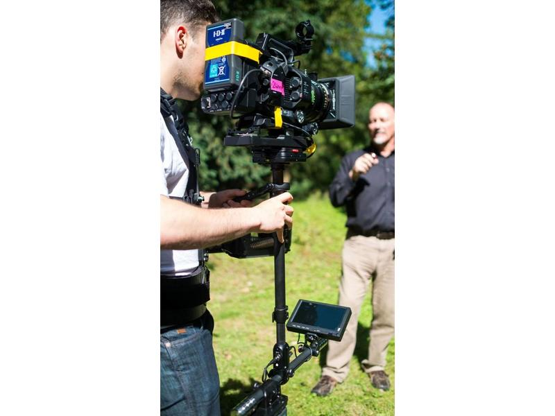 Steadicam AERO Sled with 7 inch 3G-HD/SD/HDMI Monitor